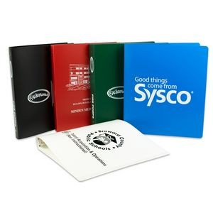 "Poly 1"" Ring Binder (0.035 Gauge)"