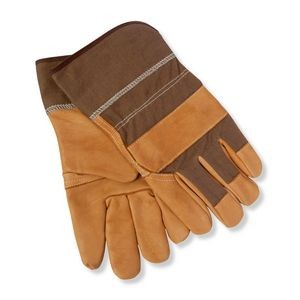 Canyon Outback Leather/ Denim Work Gloves
